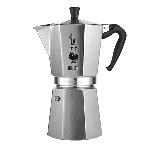 Stovetop Coffee Maker Home : Bialetti Moka Express 9 Cup Stovetop Espresso Maker shopcookware.ie