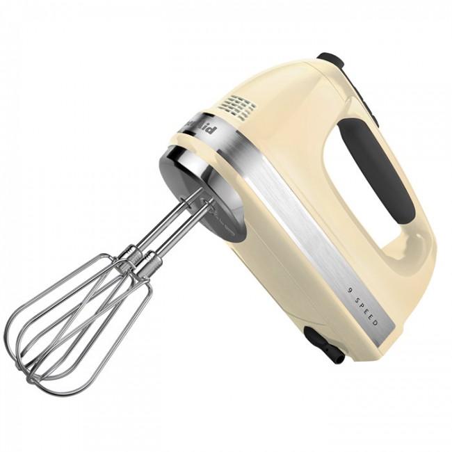 Kitchen Aid 9 Sd Hand Mixer Cream | shopcookware.ie on hand blenders, food mixer, elite cuisine hand mixer, manual hand mixer, philips hand mixer, kitchen mixer, cordless hand mixer, kitchenaid stand mixer, wisk mixer, ge hand mixer, wolfgang puck hand mixer, oster hand mixer, waring pro hand mixer, cuisinart hand mixer, lg hand mixer, braun hand mixer, emerson hand mixer, krups hand mixer, sunbeam hand mixer, viking hand mixer, kalorik hand mixer, 9 speed hand mixer, electric hand mixer, electric mixer, rival hand mixer,