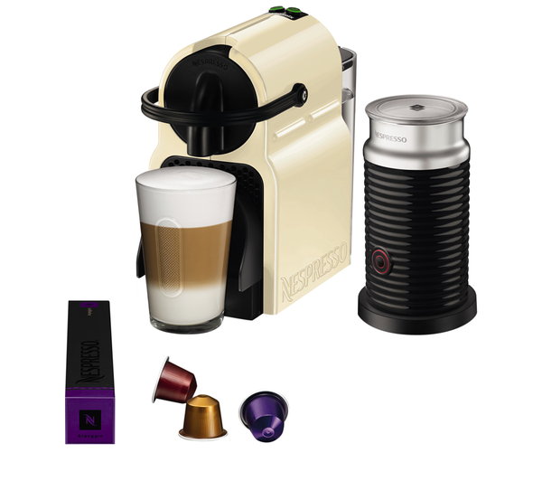magimix inissia nespresso bundle coffee machine. Black Bedroom Furniture Sets. Home Design Ideas