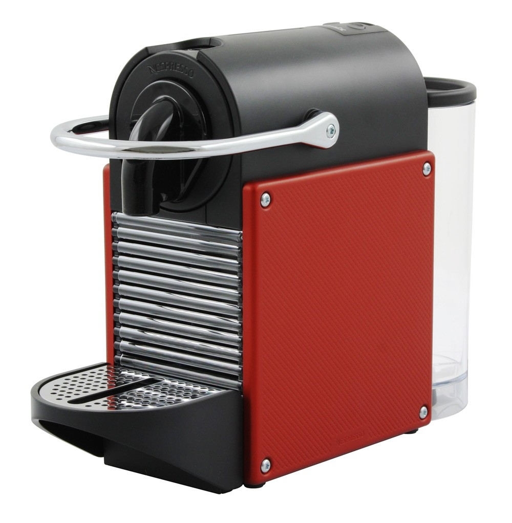 magimix pixie nespresso coffee maker carmine click to enlarge