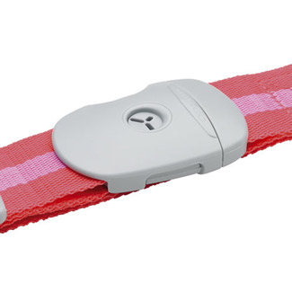 Go Travel The Lockstrap (40mm) - Pink