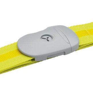 Go Travel The Lockstrap (40mm) - Yellow