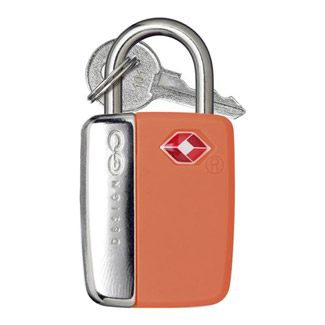 Go Travel Glo Travel Sentry Lock - Orange