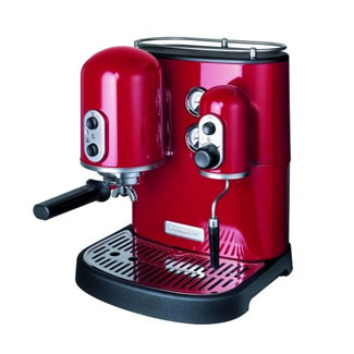 KitchenAid Artisan Espresso Machine  - Empire Red
