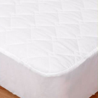 Elainer 100% Cotton Quilted Superking Pillow Protector