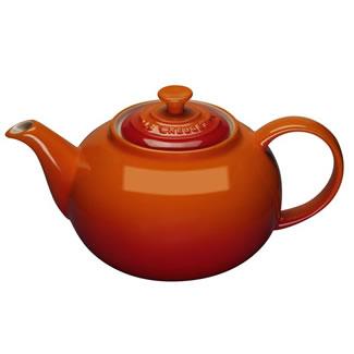 New Le Creuset Classic Teapot - Volcanic