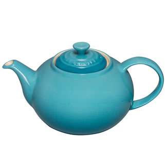 New Le Creuset Classic Teapot - Teal