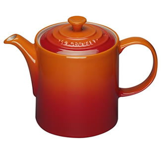 New Le Creuset Grand Teapot - Volcanic