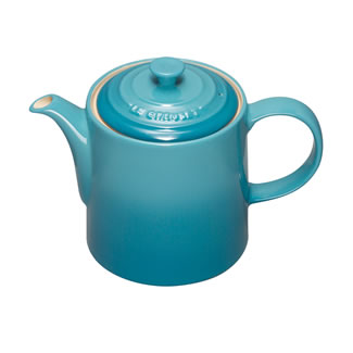New Le Creuset Grand Teapot - Teal