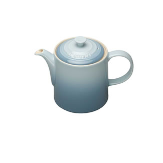 New Le Creuset Grand Teapot - Coastal Blue