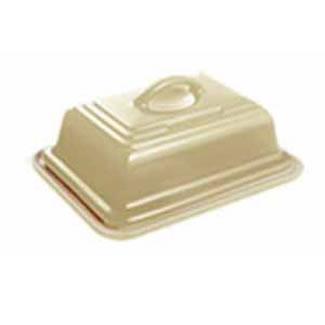 Le Creuset Butter Dish - Almond