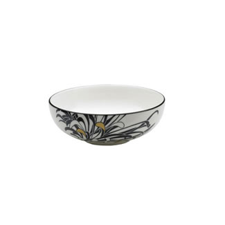 Denby Monsoon Chrysanthemum Soup Cereal Bowl