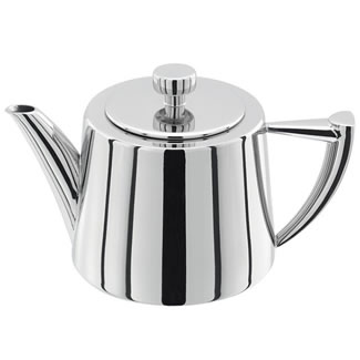 Stellar Art Deco Traditional Teapot - 1.2L/42oz