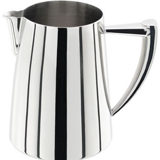 Stellar Art Deco Milk Jug - 0.3L/10oz