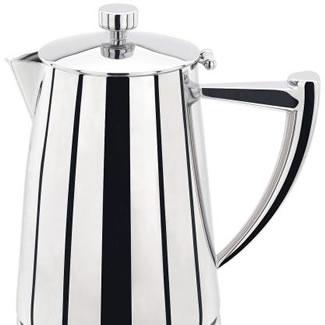 Stellar Art Deco Espresso Maker - 10 Cup