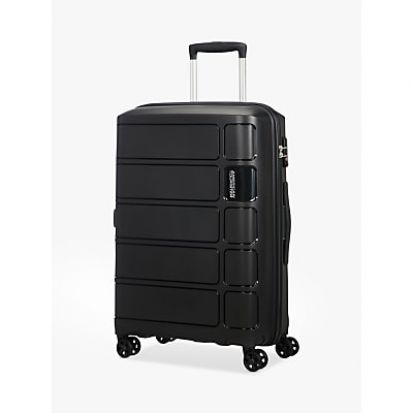 American Tourister Summer Splash Spinner 67cm Case Black