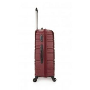 Antler Saturn Medium Spinner Suitcase - Burgundy
