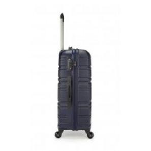 Antler Saturn Medium Spinner Suitcase - Navy
