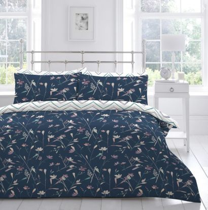 Appletree Whispy Stems Duvet Cover Set - Double