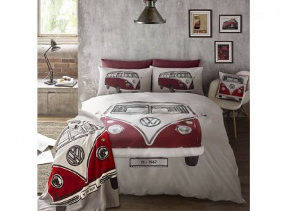 Ashley Wilde Volkswagon On Tour Duvet Cover Set Double