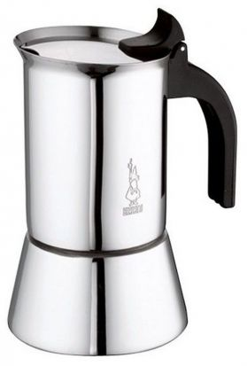 Bialetti Venus 6-Cup Stainless Steel Espresso Maker