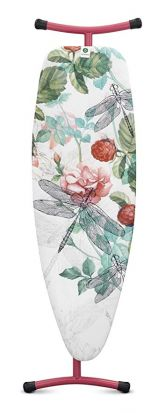 Brabantia Size D Ironing Board - Raspberry Red