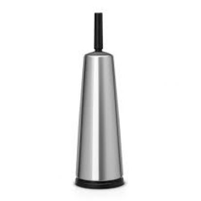 Brabantia Toilet Brush & Holder - Matt Steel