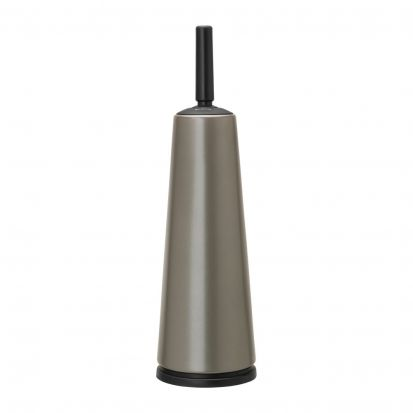 Brabantia Toilet Brush & Holder - Platinum