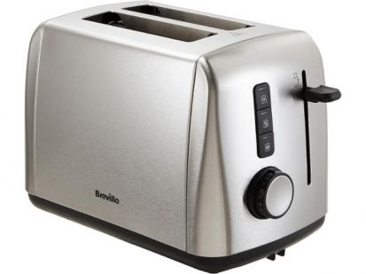 Breville 2 Slice Toaster - Polished Stainless Steel