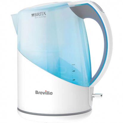 Breville Brita Filter Kettle 1 Litre - White