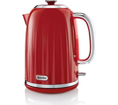 Breville Impressions Electric Kettle - Red