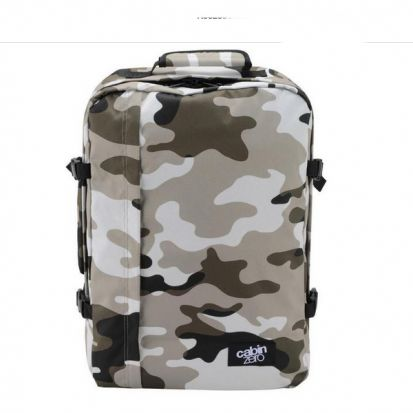 CabinZero Classic 44L Cabin Bag Jungle Camo