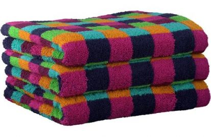 Cawo Lifestyle Karo Fashion - Bath Towel