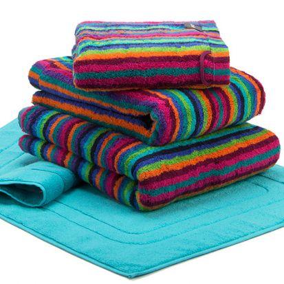 Cawo Lifestyle Stripe Fashion - Hand Towel