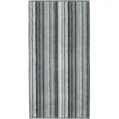Cawo Two-Tone Multistripe Hand Towel