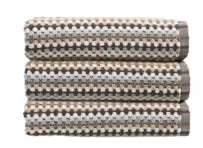 Christy Carnaby Stripe Bath Sheet - Neutral