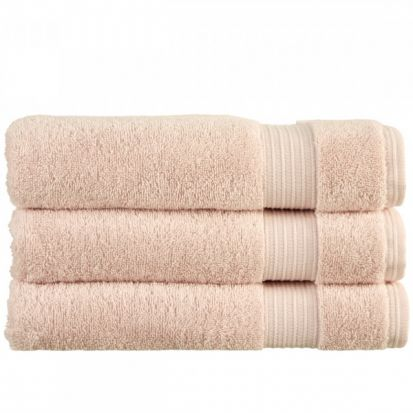 Christy Sanctuary Peony Hand Towel