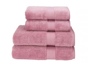 Christy Supreme Hygro Bath Mat - Blush
