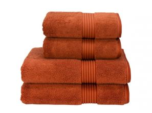 Christy Supreme Hygro Bath Sheet - Paprika