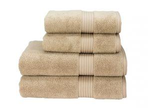 Christy Supreme Hygro Bath Towel - Stone