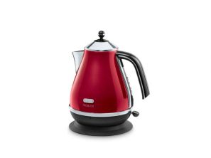 Delonghi Icona 1.7L Kettle - Red