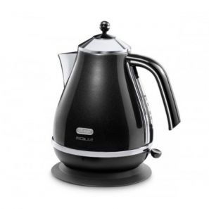 Delonghi Icona Micalite 1.7L Kettle - Black