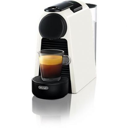 Delonghi Nespresso Essenza Mini Coffee Machine - White
