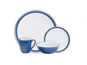 Denby Imperial Blue 16pce Box Set