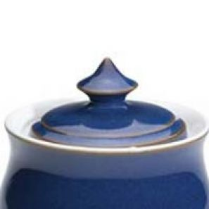 Denby Imperial Blue Replacement Sugar Bowl Lid