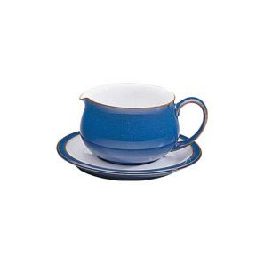 Denby Imperial Blue Sauce Boat Stand