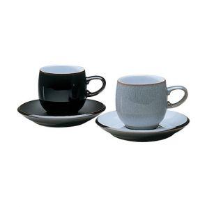 Denby Jet Black Small Mug