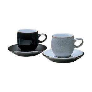 Denby Jet Grey Small Mug