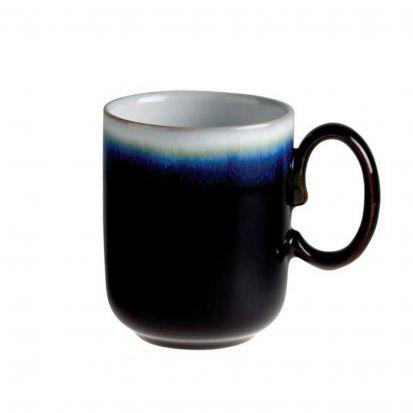 Denby Jet/Imperial Blue Double Dip Mug