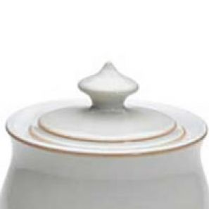 Denby Linen Replacement Sugar Bowl Lid